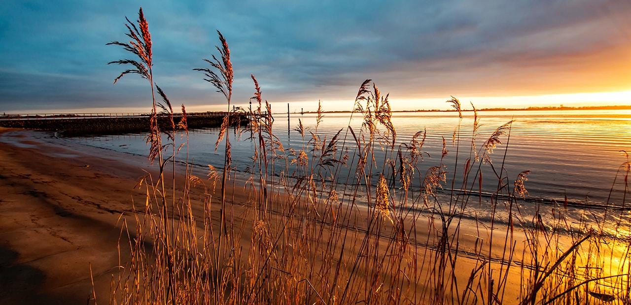 Kollmar Strand - Foto Axel Petersen